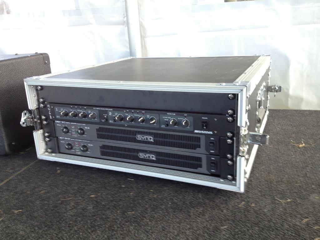 08 PA Amplifier