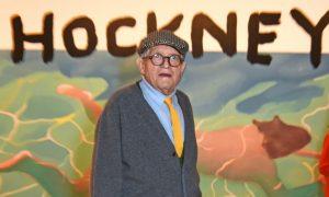 David Hockney Gallery Exhibition for sale @ A Bigger Gallery | England | United Kingdom