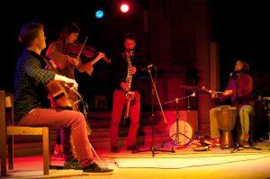 Iyatra Quartet – roots and jazz influenced classical quartet @ Northwick Arms Hall | Ketton | England | United Kingdom