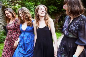 Norfolk Broads – four-piece female accapella group @ Northwick Arms Hall | Ketton | England | United Kingdom