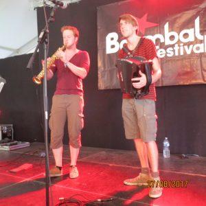 Deya Duo – Trad Eurodance from Flanders, Belgium @ Northwick Arms Hall | Ketton | England | United Kingdom
