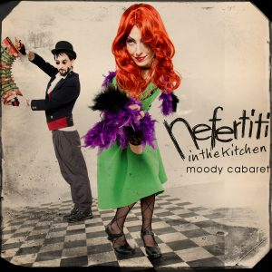 Nefertiti in the Kitchen –  Quirky cabaret duo from France @ Northwick Arms Hall   Ketton   England   United Kingdom
