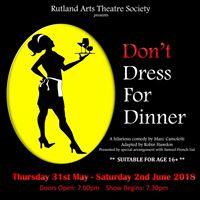 Don't Dress for Dinner @ Brooke Priory School | England | United Kingdom