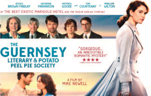 THE GUERNSEY LITERARY AND POTATO PEEL PIE SOCIETY @ Rutland County Museum | England | United Kingdom
