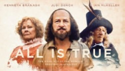 Cinema for Rutland - All is True @ Rutland County Museum