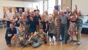 Lindy Hop Workshop @ Victoria Hall, Oakham