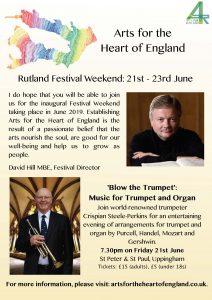 Rutland Festival Weekend